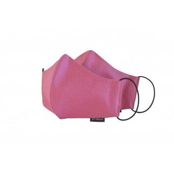 Pink Cotton Face Mask x 2 Pack